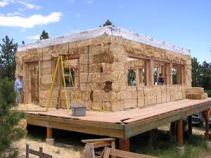 Load-bearing walls waiting preparation