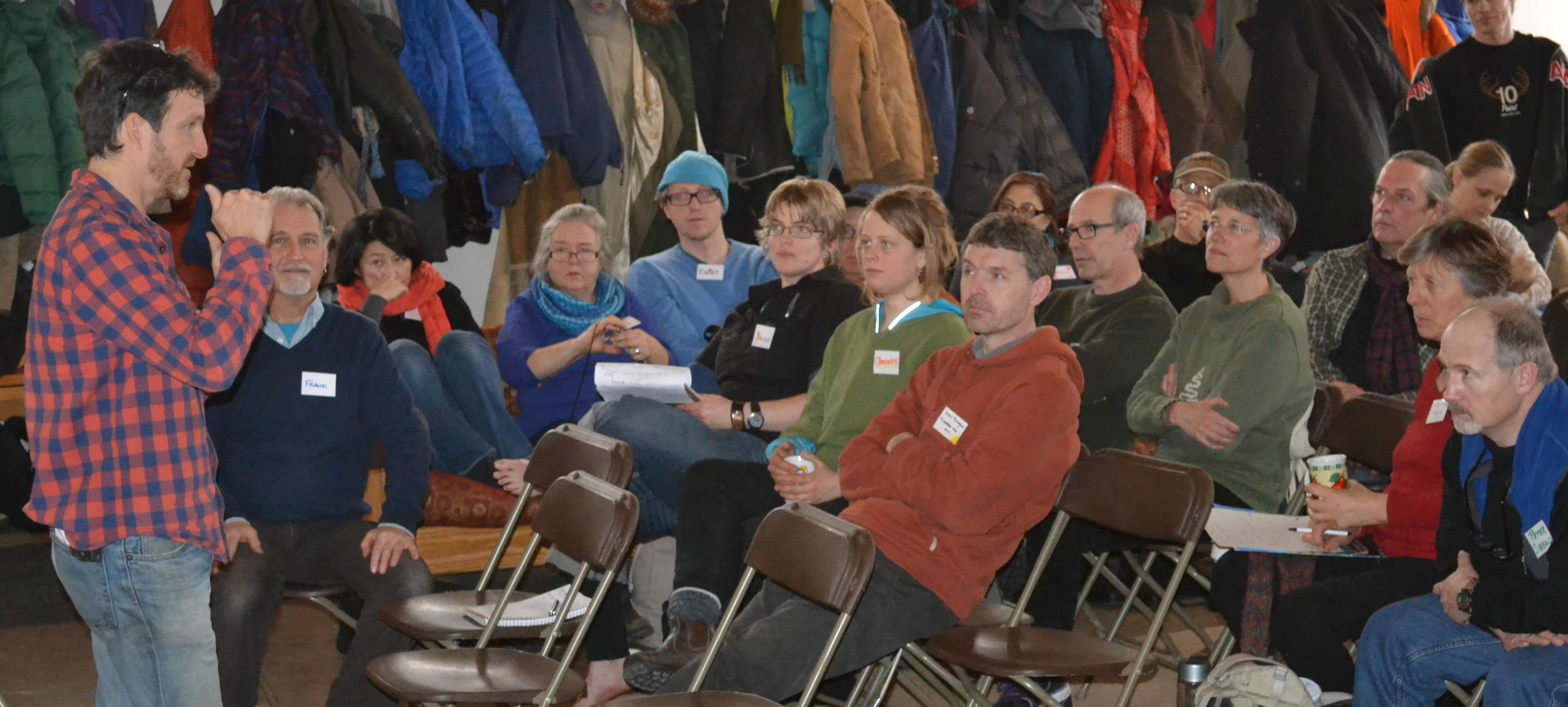 Wrap-Up of the Ontario Natural Building Coalition Annual Natural Building Conference