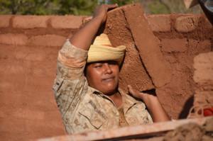 14x14x4 inch bricks
