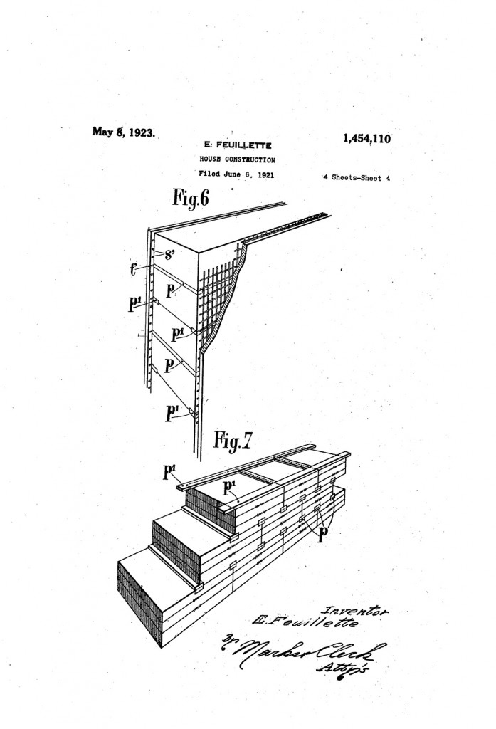 Patent US1454110 Page 4