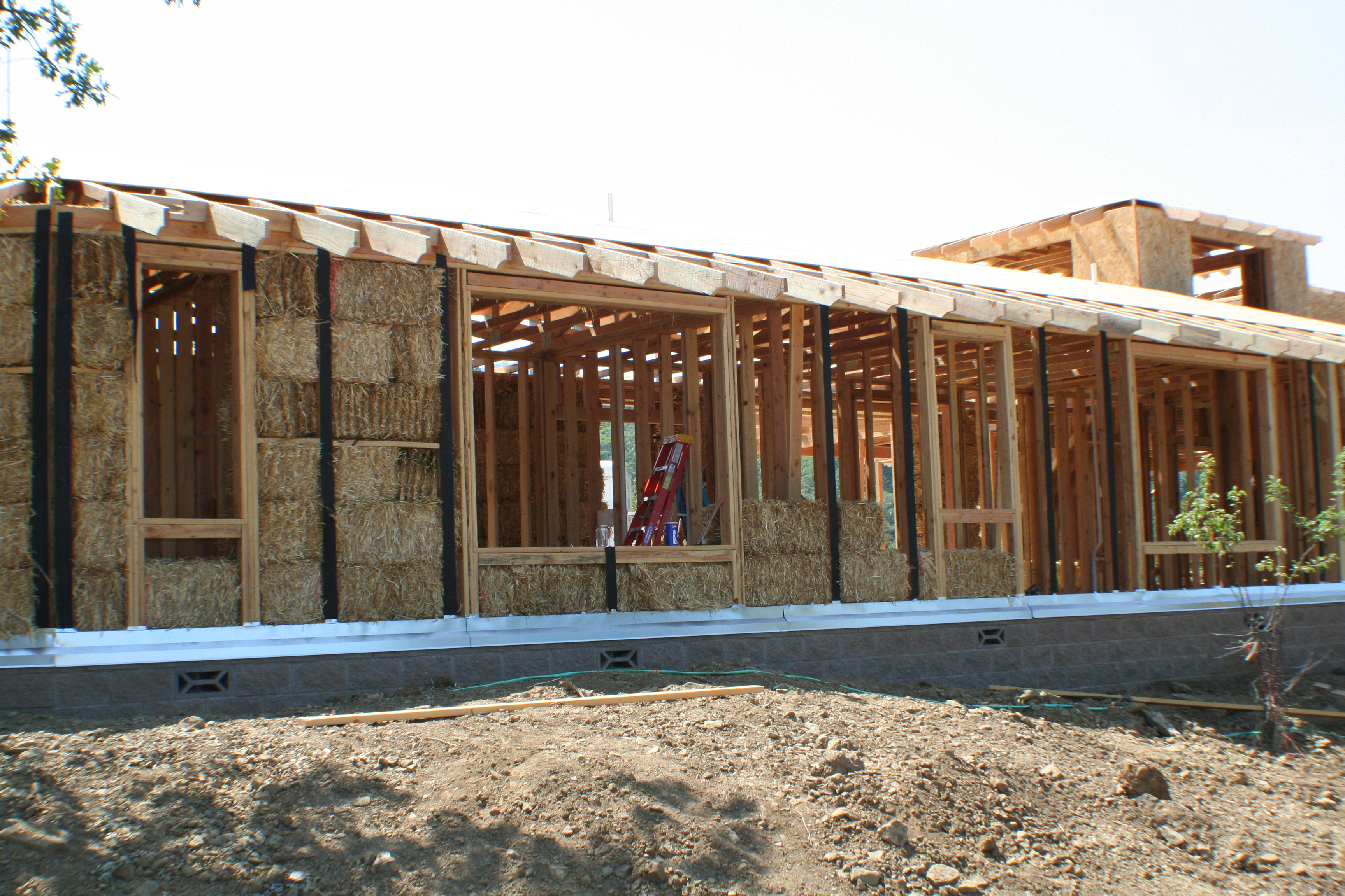 Post and beam straw bale house plans 28 images post for Straw bale home plans