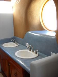 Tadelakt Sink