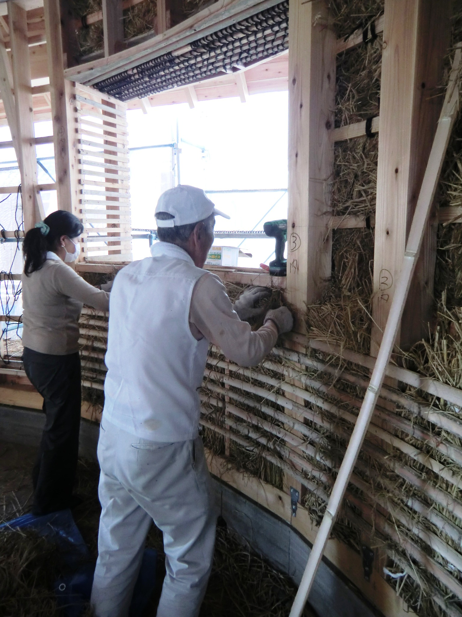 Straw Bale Building In Japan - Page 2 Of 8
