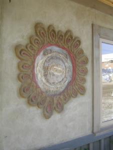 Artistic possibilities abound, sculpting around a truth window by Jen Feigin (CJ Johnston)